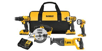 Discounted tools, home supplies, and much more.